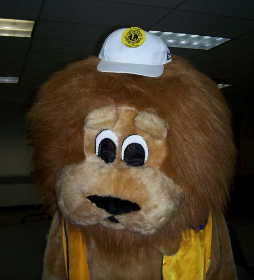 Clinton Lions Hat