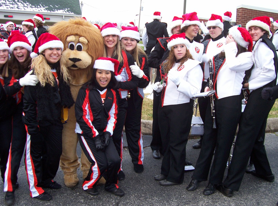 Powell HS Band