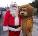 I met Santa!