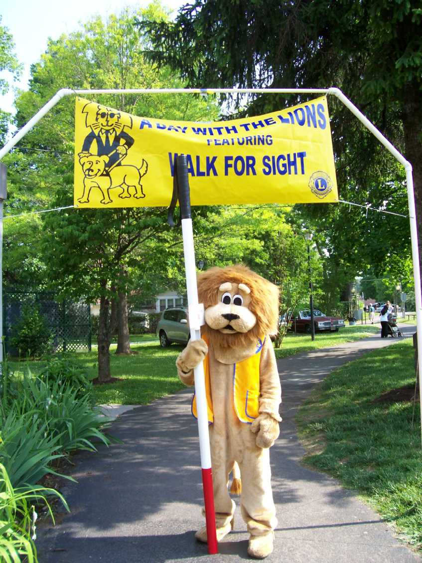 White Cane Days and the Walk for Sight
