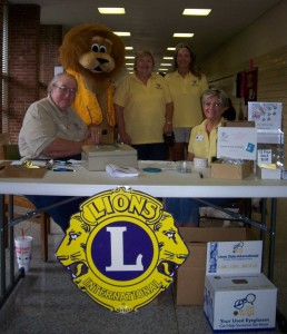 Knox County North Lions at Registration